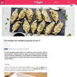 Où manger les meilleurs gyozas à Lyon ?