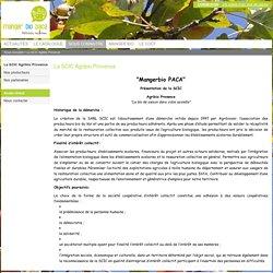 Manger Bio PACA - La SCIC Agribio Provence