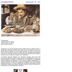La mangeur de fèves d'Anibal Carache