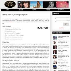 Mango la marque espagnole de prêt à porter