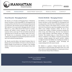 Manhattan Partners & USTC.holding