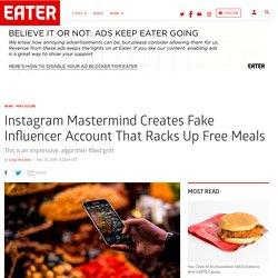 Manhattan Data Scientist Makes Sham Instagram Account to Get Free Food