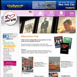 I Love New York - New York City, Manhattan, NYC, shopping, museum, hotell.