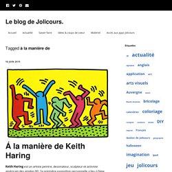 Le blog de Jolicours.