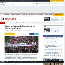 """""""Manif pour tous"""", la grande illusion"""