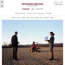Manifeste pour une exception agricole - Alimentation Générale