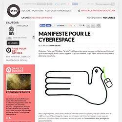 Manifeste pour le cyberespace
