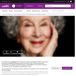 Le manifeste poétique de Margaret Atwood