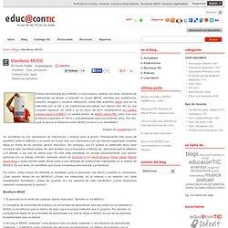 Manifiesto MOOC