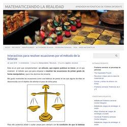 Manipulables – MatemaTICzando la realidad