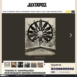 """Faking It,"" Manipulated Photography Before Photoshop"