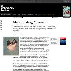 Manipulating Memory