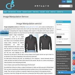 Image manipulation service