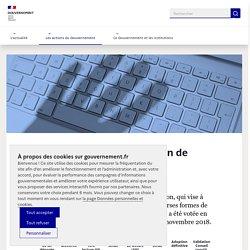 Lutte contre la manipulation de l'information