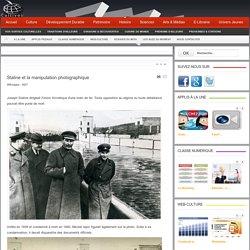 Staline et la manipulation photographique