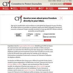 La plupart des pays maîtres de la censure manipulent chacun Internet à leur façon