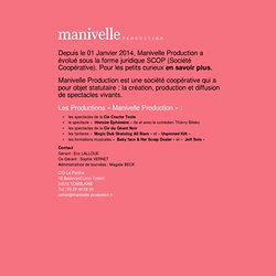 Manivelle Production