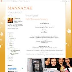 MANNAYAH