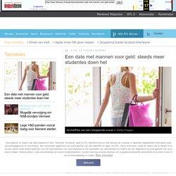 Een date met mannen voor geld: steeds meer studentes doen het - RTL Nieuws
