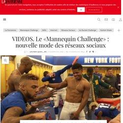 VIDEOS. Le «Mannequin Challenge» : nouvelle mode des réseaux sociaux - La Parisienne