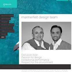 mannerfelt design team