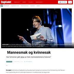 Mannesmak og kvinnesak - Dagbladet