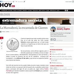 La Mansaborá, la encantada de Cáceres
