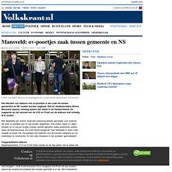 VVD en PvdA: station niet afsluiten met ov-poortjes - Politiek