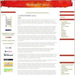 Bashô - Manteau d'étoiles, le blog haïku de Richard