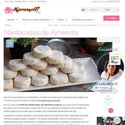 ▷ Mantecados de Almendra Caseros - Blog My Karamelli