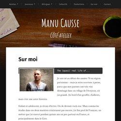 Manu Causse - Biographie