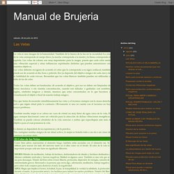 Manual de Brujeria: julio 2012