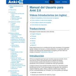 Manual de Anki