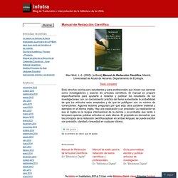 Manual de Redacción Científica