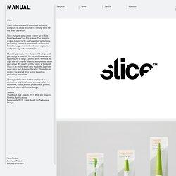 Manual — Slice
