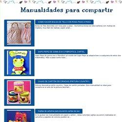 Manualidades para compartir: CAJAS DE CARTÓN DECORADAS (PINTURA COUNTRY)