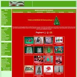 manualidades de navidad paso a paso pagina 3