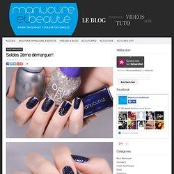 Blog Manucure & Beauté - Konad, Vernis permanent, actus ...