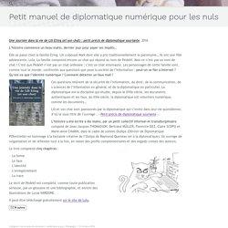 Petit manuel de diplomatique numérique pour les nuls – Le blog de Marie-Anne Chabin