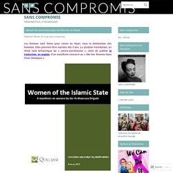 Manuel de soumission pour les femmes de Daesh