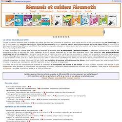 Manuels et Cahiers Sésamath