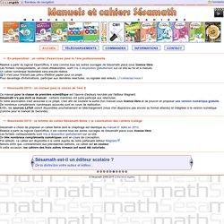 Cahiers Sésamath CM2
