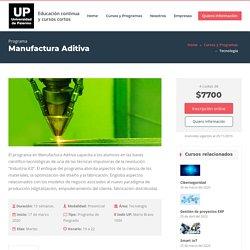 Programa Manufactura Aditiva