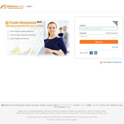Alibaba Manufacturer Directory - Suppliers, Manufacturers, Exporters & Importers