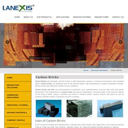 Carbon Bricks, Carbon bricks manufacturer, Magnesia carbon brick suppliers, India
