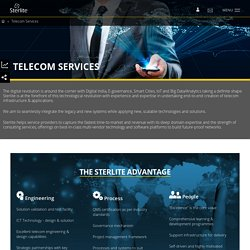 Telecom Products Manufacturer in India – Sterlite Technologies