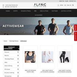 Activewear Manufacturers: Wholesale Activewear Apparel Manufacturer