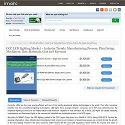 GCC LED Lighting Market
