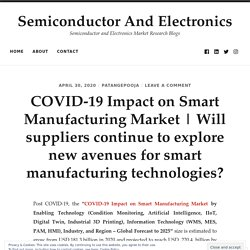 Will suppliers continue to explore new avenues for smart manufacturing technologies?