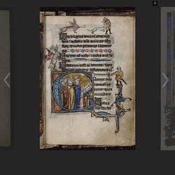 213 manuscrits des ducs de Bourgogne en ligne